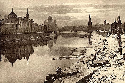 Москва, 1927 год