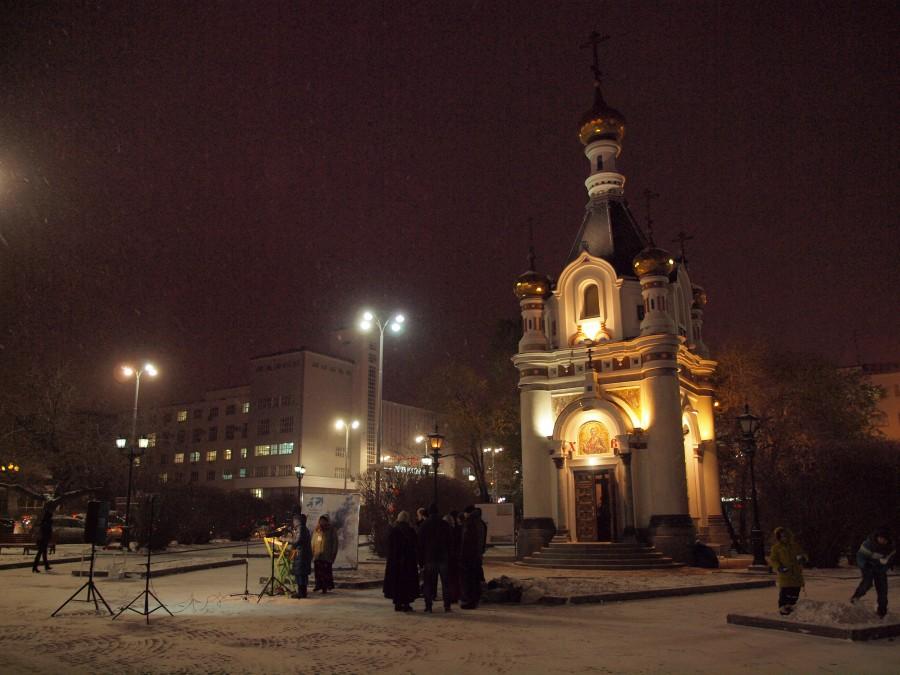 Молитва памяти: Екатеринбург