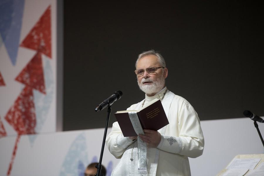 Священник Георгий Кочетков. Фото: Евгений Гурко
