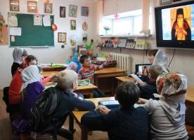 Открытые уроки, посвященные 50-летию преставления преподобного Севастиана прошли в ...