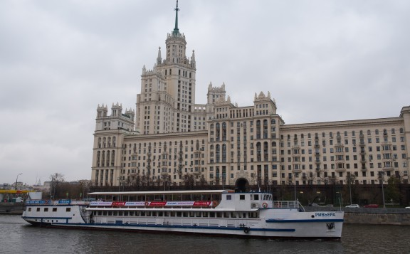 «Волны памяти» на канале им. Москвы