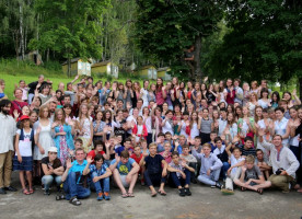 Что будет, если сто подростков соберутся вместе?