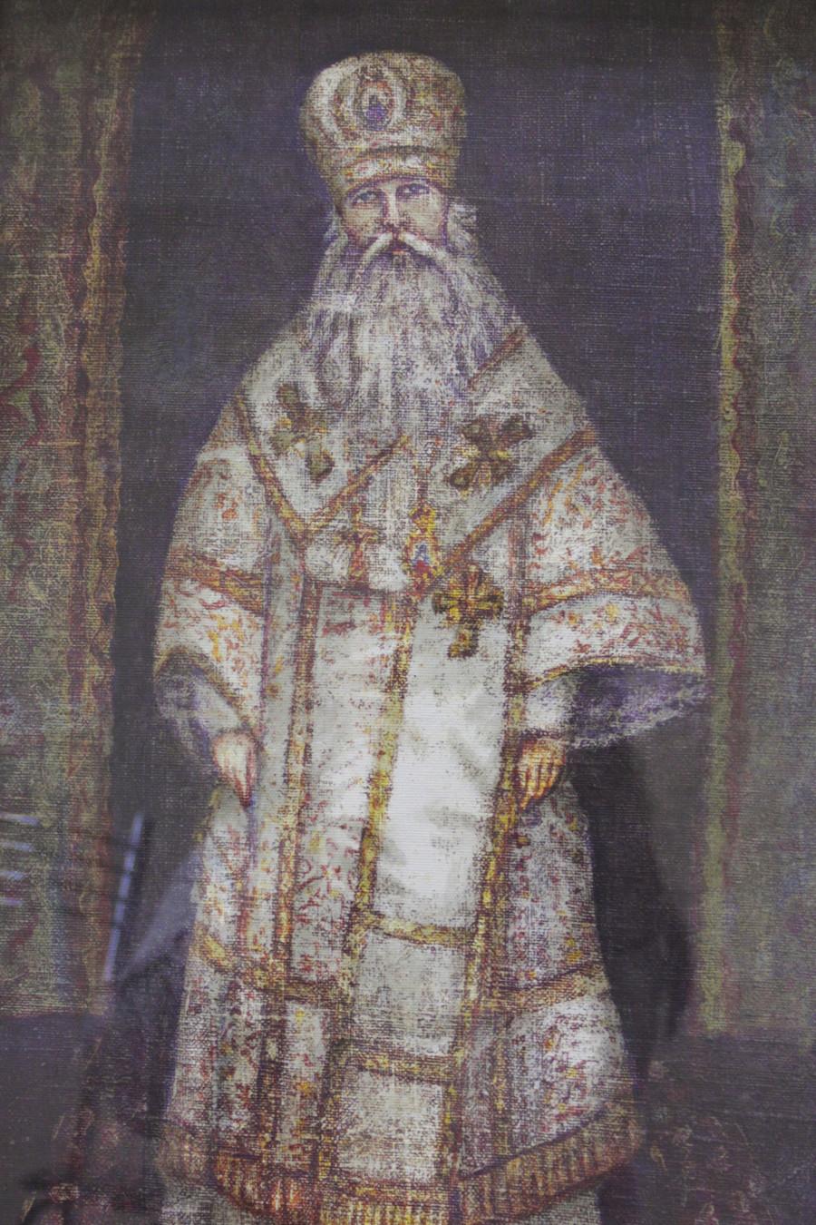 Портрет епископа Серафима (Звездинского)