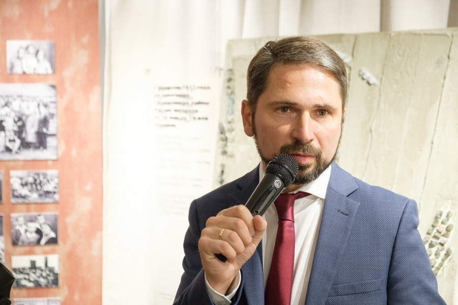 Президент культурно-просветительского фонда «Преображение» Алексей Наумов