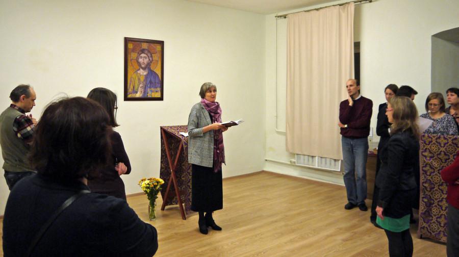 Юлия Балакшина, председатель Свято-Петровского братства