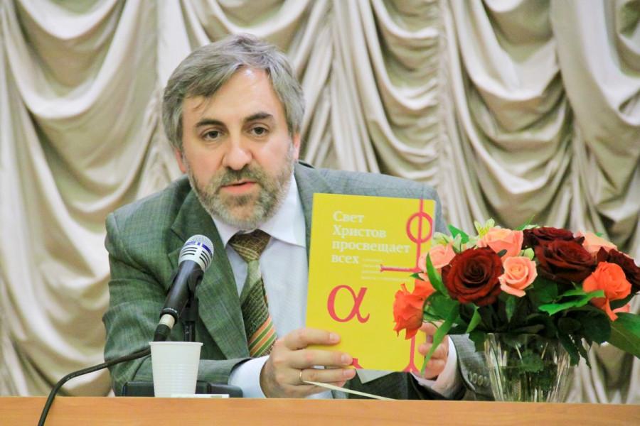 В.В. Коваль-Зайцев, председатель Преображенского братства