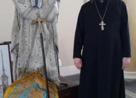 Облачение архиепископа Михаила (Мудьюгина) передано в музей церковной истории ...