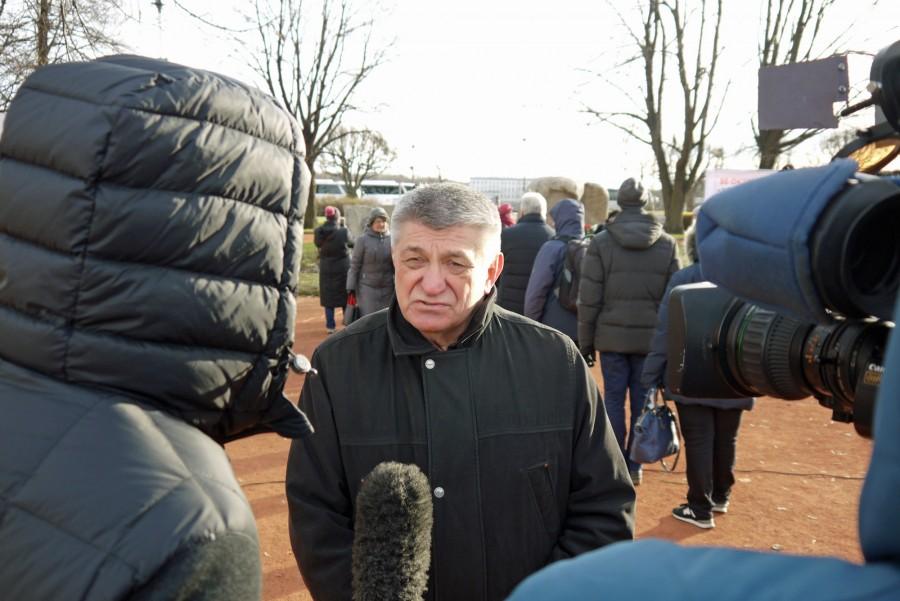 Народный артист России Александр Сокуров