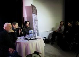 Презентация книги «1917: сборник стихов» прошла в Воронеже