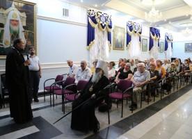 Фильм «Исповедник Борис Холчев» на Ташкентской земле