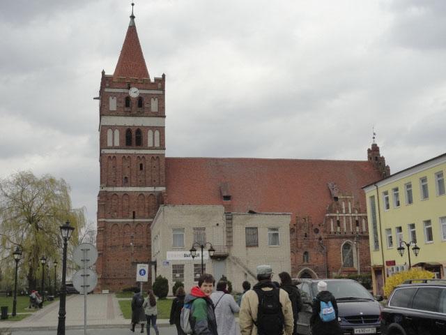 Церковь св. Георгия в Фридланде