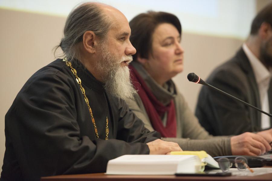 Протоиерей Андрей Лобашинский, настоятель храма Покрова Пресвятой Богородицы села Карижа на окраине Малоярославца