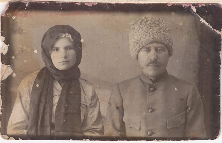 фото прабабушки и прадедушки