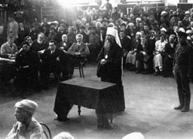 Подвиг аполитичного митрополита