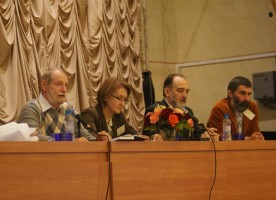 Второй день работы международной конференции «Старшинство и иерархичность в церкви и ...