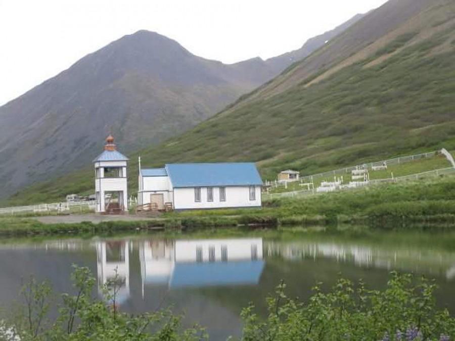 Храм Преподобного Германа Аляскинского на Аляске