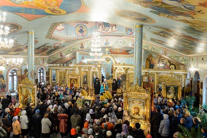 В Чимкенте прошли торжества, посвященные 50-летию преставления преподобноисповедника Севастиана Карагандинского