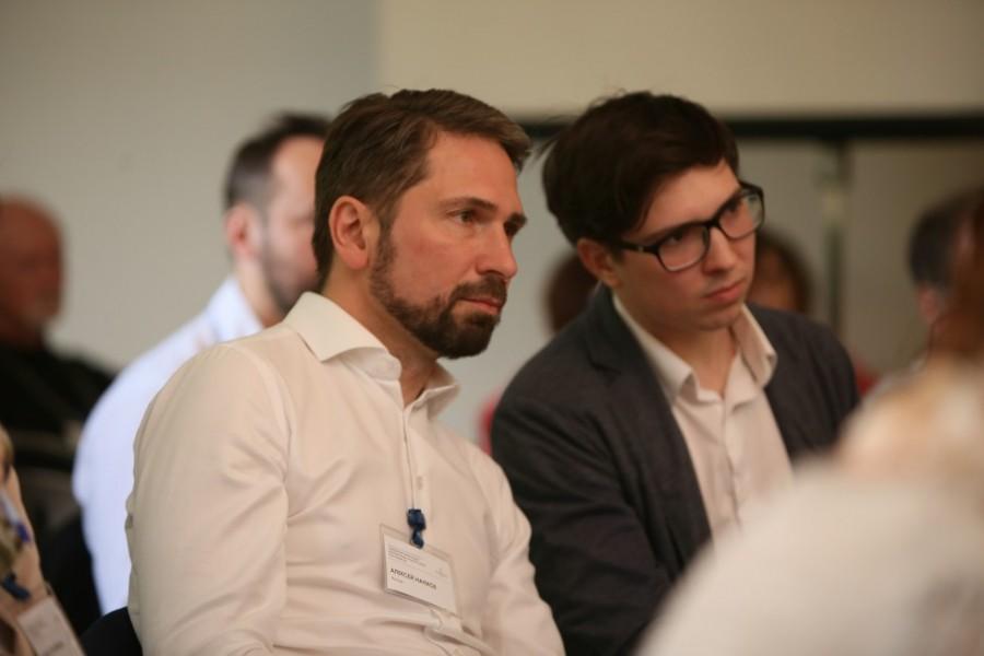 Алексей Наумов, президент Культурно-просветительского фонда «Преображение»