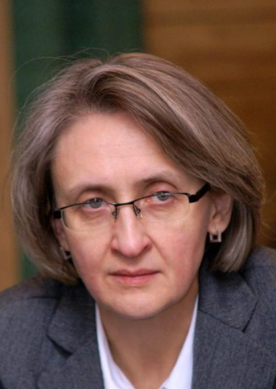 Лариса Мусина