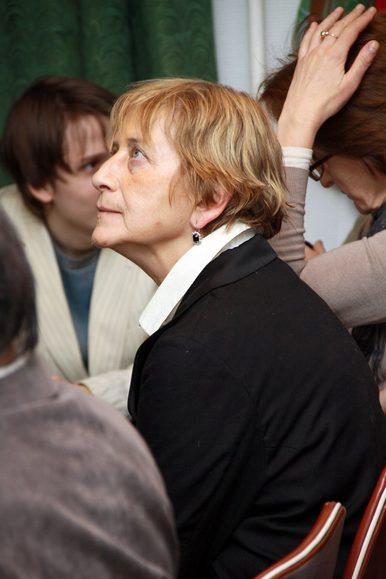 Поэт, писатель, переводчик, член попечительского совета СФИ Ольга Седакова