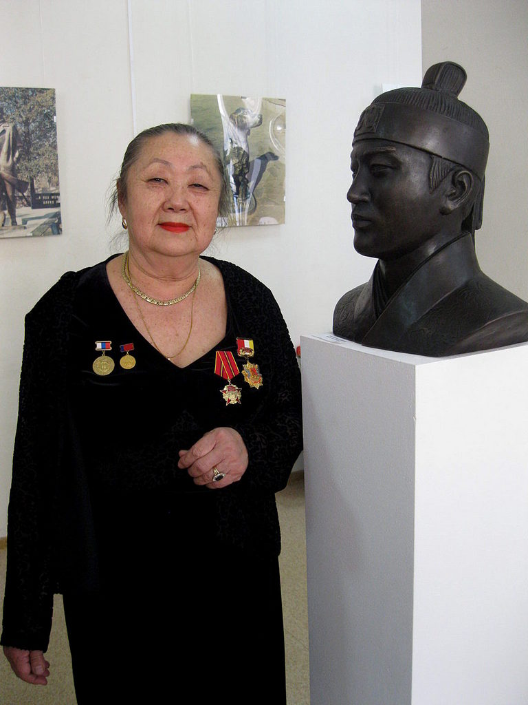Эльза Николаевна Пак