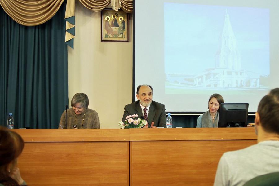 Слева направо: Юлия Балакшина, Александр Копировский, Анна Лепёхина