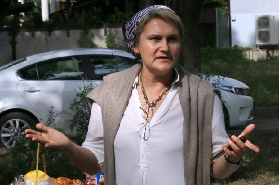 Инна Саулова