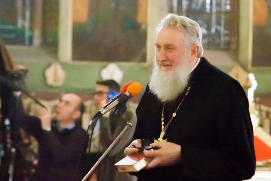 Протоиерей Василий Михок