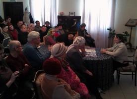21 февраля в Камышине прошел премьерный показ фильма «Александро-Невское братство»