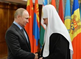Патриарх Кирилл отметил девятую годовщину интронизации