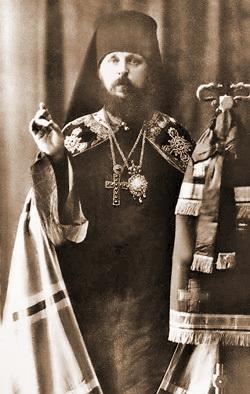 Священноисповедник Виктор (Островидов), епископ Глазовский, викарий Вятской епархии (1875-1934). После многократных арестов, пребывания в тюрьмах и лагерях, умер в ссылке в селе Нерица 2 мая 1934 года