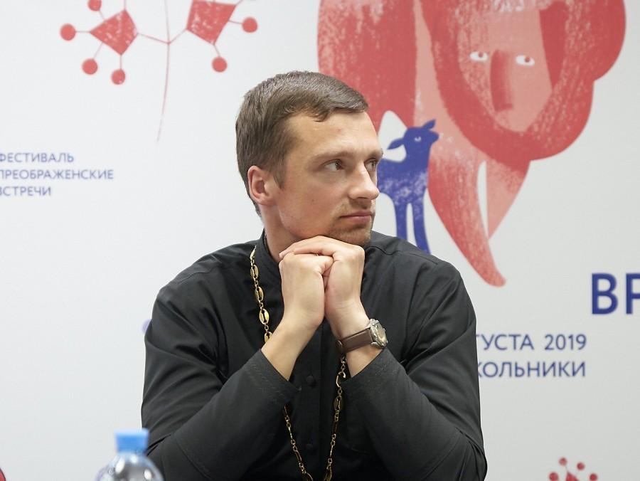 Священник Александр Богдан