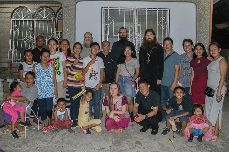 Библейские вечера в г. Давао