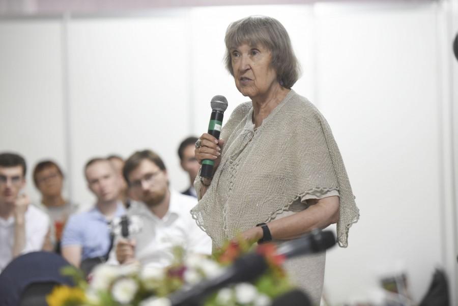 Александра Ершова, театральный педагог, научный консультант московских школ