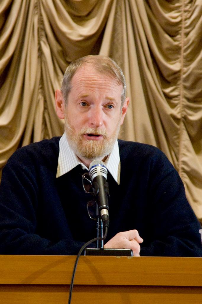 Зав. каф. филос. и гуманитарных дисциплин СФИ, доктор филос. н. Г.Б. Гутнер