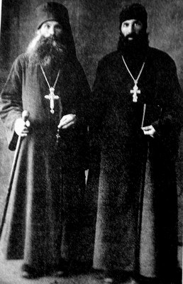 Сщмч. Серафим (Шахмуть) и свящ. Григорий Кударенко