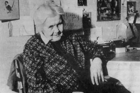 Монахиня Иоанна (Рейтлингер). Ташкент 1980-е гг.