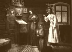 Некоторые черты духовного опыта преподобного Серафима Саровского