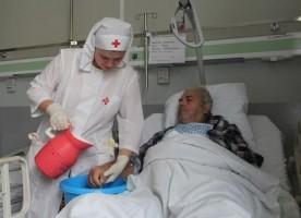 Служба «Милосердие» издала учебник по уходу за больными после инсульта