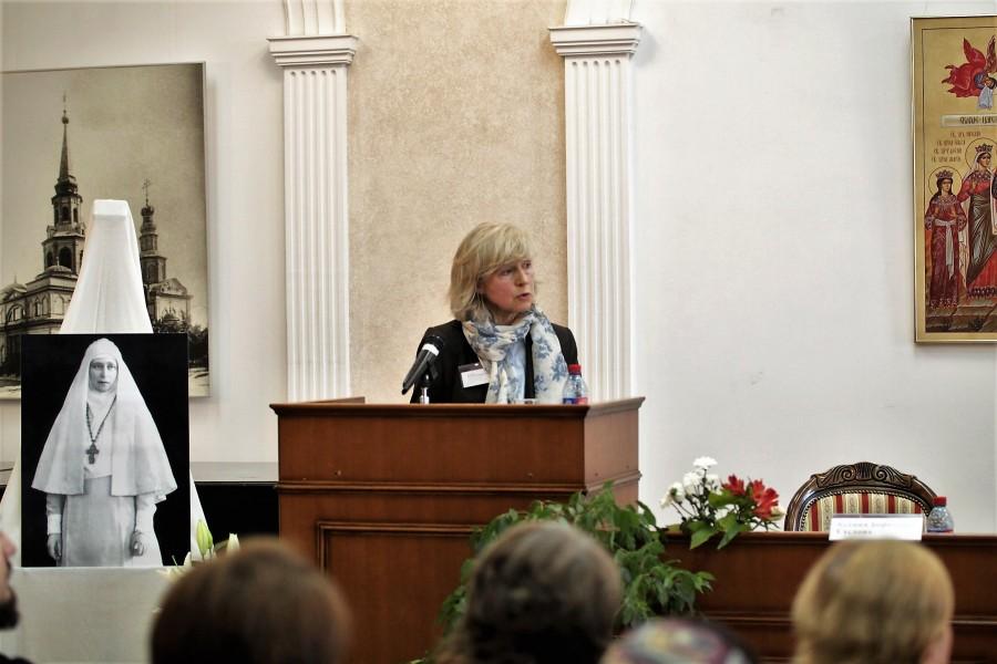 Валерия Волкова, Благовещенское братство