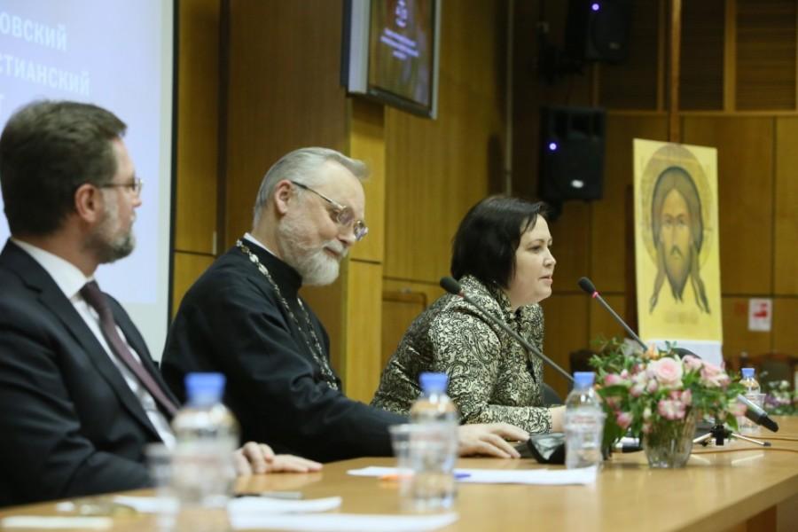 Дмитрий Гасак, отец Георгий Кочетков, Марина Наумова
