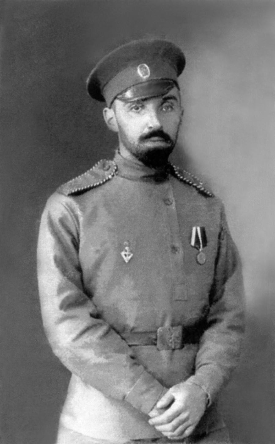 Михаил Шик, 1913 г.