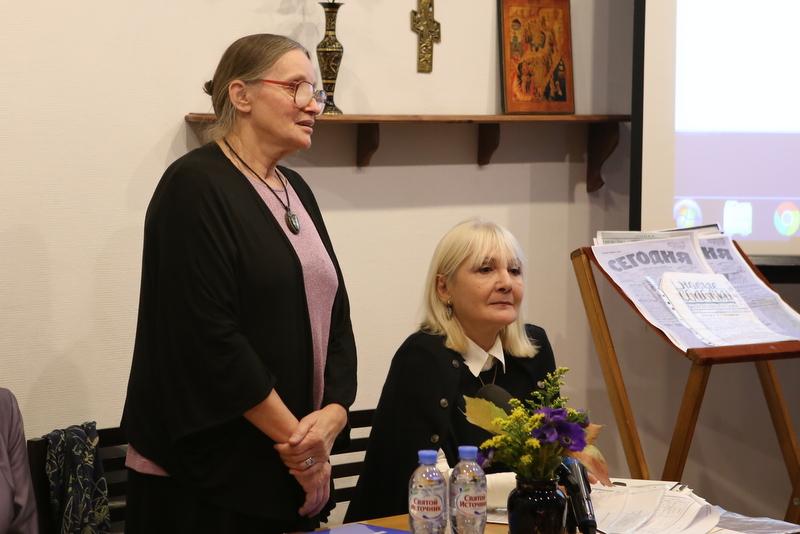 Татьяна Авилова, Марьям Яндиева