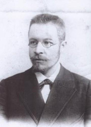 Михаил Павлович Чельцов. Начало 1900-х гг.