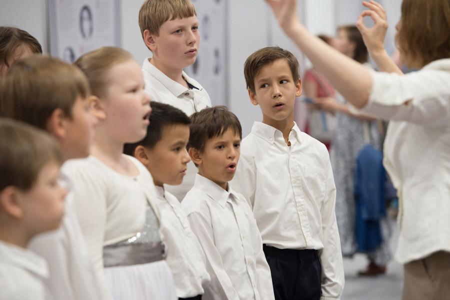 Детско-подростковый хор Преображенского братства «Встреча»