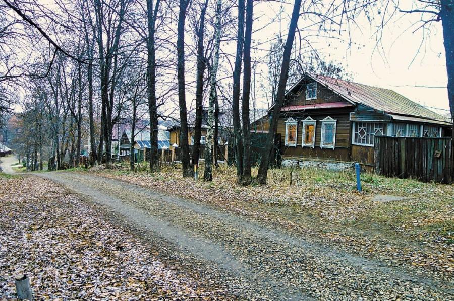 Дом Шиков в Малоярославце