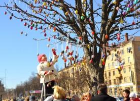 Пасхальное дерево – почти традиция?