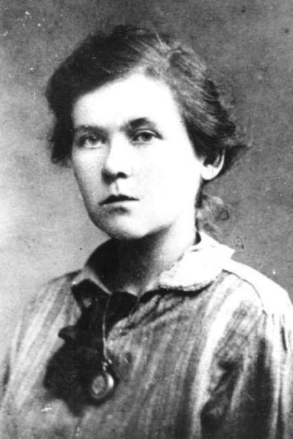 Сестра Иоанна (Рейтлингер). Начало 1930-х гг.