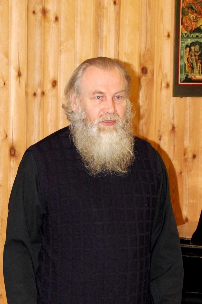 Прот. Николай Аксенов