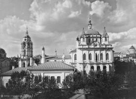 Южный корпус келий Зачатьевского монастыря в центре Москвы передан Церкви